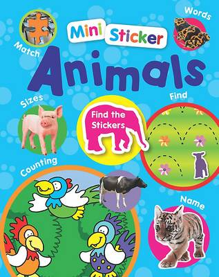 Mini Sticker Animals