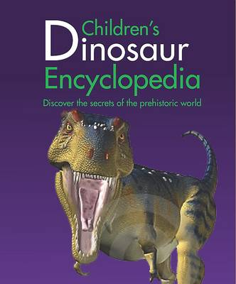 Mini Children's Reference: Encyclopedia of dinosaurs
