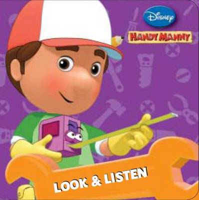 "Disney My First Library: ""Handy Manny"""