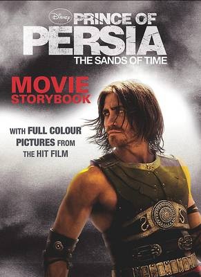 "Disney Movie Storybook: ""Prince of Persia"": Movie Storybook"