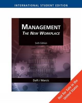 Management: The New Workplace