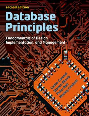 Database Principles: Fundamentals of Design, Implementations and Management (with CourseMate and eBook Access Card)