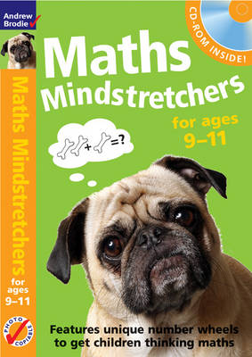 Mental Maths Mindstretchers 9-11: Includes Amazing Number Wheel Puzzles and CD-ROM