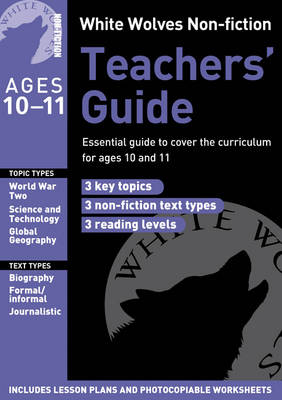 Teachers' Guide Year 6