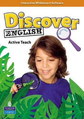 Discover English Global Starter Active Teach