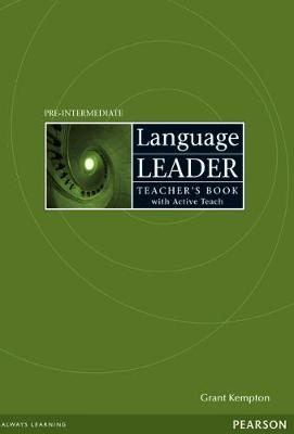 Language Leader Pre-Intermediate Teacher's Book and Active Teach Pack