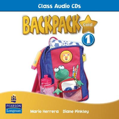 Backpack Gold 1 DVD New Edition