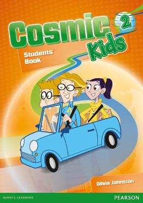 Cosmic Kids 2 Greece Students' Book & Active Book 2 Pack