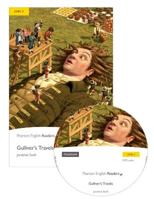 Level 2: Gulliver's Travels Book and MP3 Pack