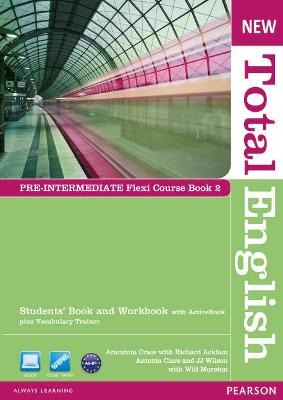 New Total English Pre-Intermediate Flexi Coursebook 1 Pack