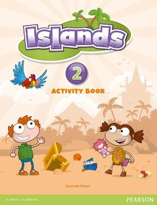 Islands Level 2 Activity Book plus pin code