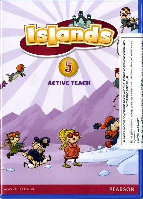 Islands Level 5 Active Teach