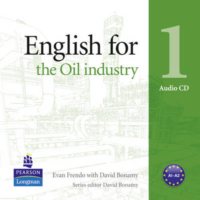 English for Oil Level 1 Audio CD