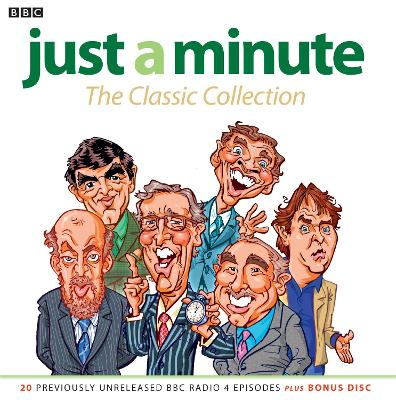 Just A Minute: The Classic Collection: 22 Original BBC Radio 4 Episodes