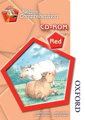 Nelson Comprehension CD-ROM Red
