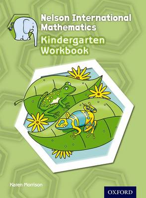 Nelson International Mathematics Kindergarten Workbook
