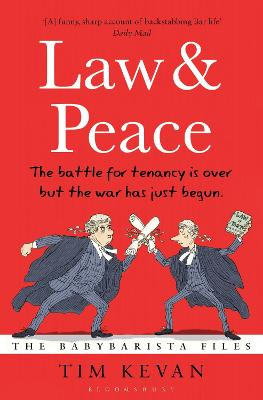 Law and Peace: The BabyBarista Files