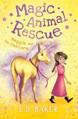 Magic Animal Rescue 3: Maggie and the Unicorn