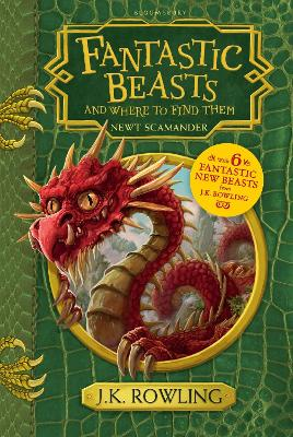 Fantastic Beasts & Where to Find Them: Hogwarts Library Book