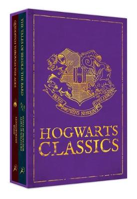 The Hogwarts Classics Box Set              (Tales of Beedle the Bard / Quidditch
