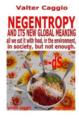 NEGENTROPY AND ITS NEW GLOBAL MEANING All We Eat it with Food, in the Environment, in Society, But Not Enough.