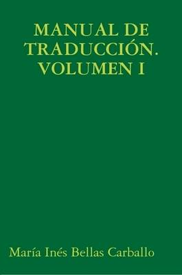 "Manual De Traduccia""N. Volumen I"