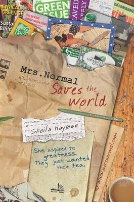 Mrs Normal Saves the World