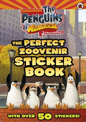 The Perfect Zoovenir Sticker Book