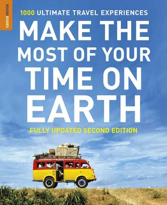 Make the Most of Your Time on Earth (Compact Edition): The Rough Guide to the World: Compact Edition