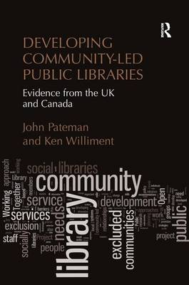 Developing Community-Led Public Libraries: Evidence from the UK and Canada