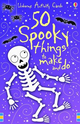 Spooky Things to Make and Do Activity Cards