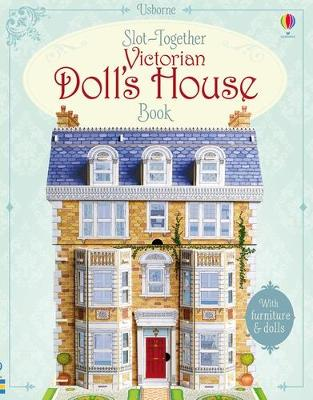 Slot Together Victorian Dolls House