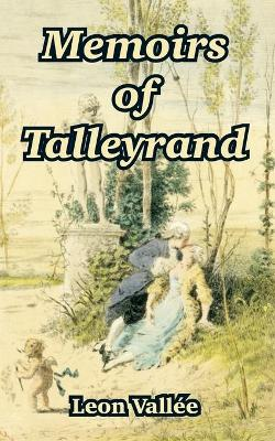 Memoirs of Talleyrand