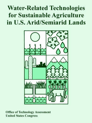 Water-Related Technologies for Sustainable Agriculture in U.S. Arid/Semiarid Lands