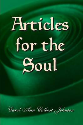 Articles for the Soul
