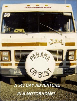 Panama or Bust - Color Edition