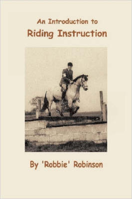 An Introduction to Riding Instruction