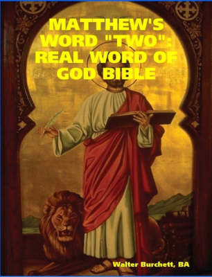 Matthew's Word 'Two': Real Word of God Bible