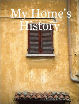 My Home's History