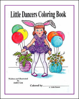 Little Dancers Colouring Book
