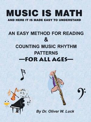 Music is Math: An Easy Method for Reading and Counting Music Rhythm Patterns
