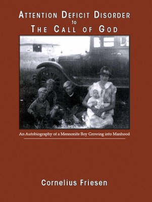 Attention Deficit Disorder (ADD) to the Call of God