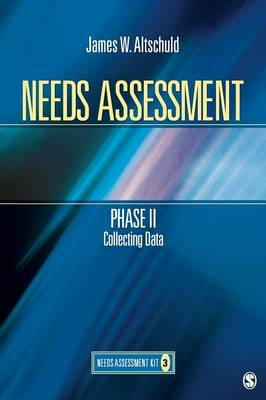 Needs Assessment Phase II: Collecting Data  (Book 3)