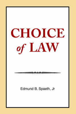 Choice of Law