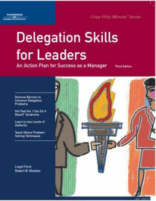 50 Minute: Delegation Skills for Leaders