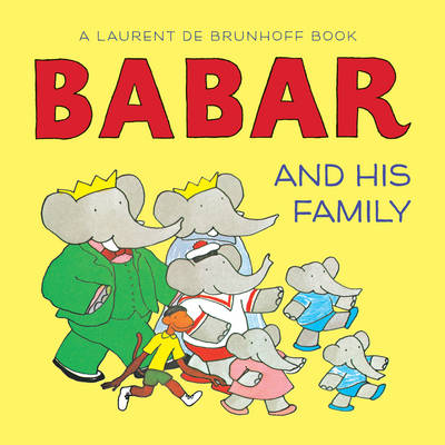 Babar and His Family