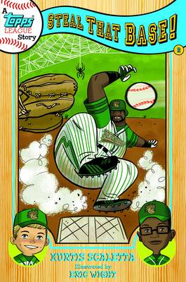 Topps Town Story Book Two: Steal That Base