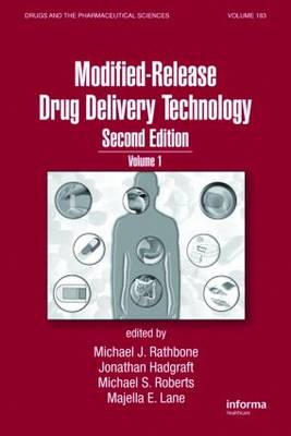 Modified-Release Drug Delivery Technology: Volume 1