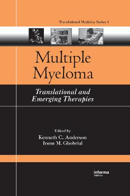 Multiple Myeloma: Translational and Emerging Therapies
