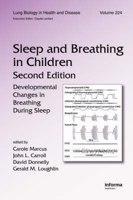 Sleep and Breathing in Children: Developmental Changes in Breathing During Sleep, Second Edition